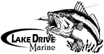 Lake Drive Marine Logo Coldwater Michigan Boat Dealer