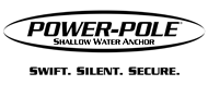 Power-Pole Shallow Water Anchoring Swift Silent Secure
