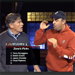 Zona picks Chad Pipkens 4th on 2013 Bassmaster Fantasy Fishing Team