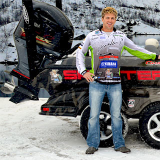 Chad Pipkens joins the 2013 Yamaha Marine Group Pro Team