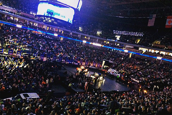 Twenty thousand screaming fans at the Tulsa Oklahoma BOK Center would make anyone want to return for another Bassmaster Classic.